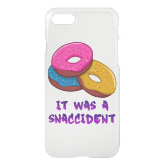 Doughnut It was a snaccident iPhone 8/7 Case