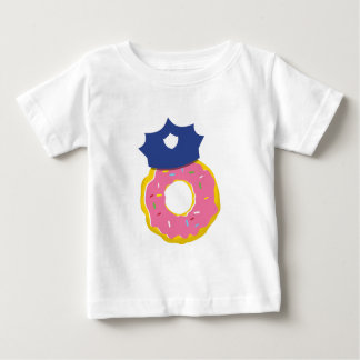 doughnut police officers hat baby T-Shirt