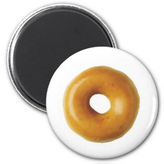 Doughnut Refrigerator Magnet