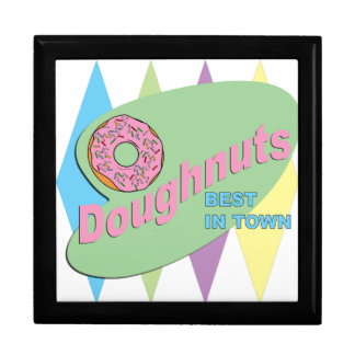 doughnut shop gift box