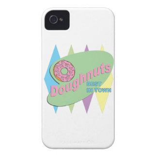doughnut shop iPhone 4 covers
