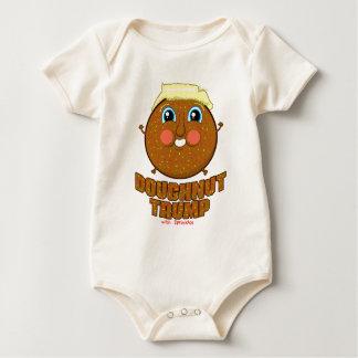 Doughnut Trump Baby Bodysuit