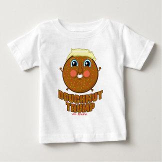 Doughnut Trump Baby T-Shirt