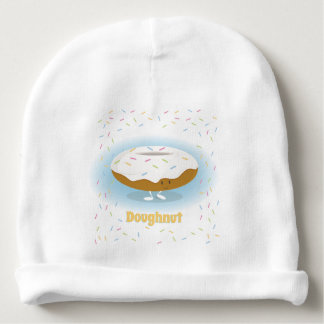 Doughnut with Sprinkles | Baby Hat Baby Beanie