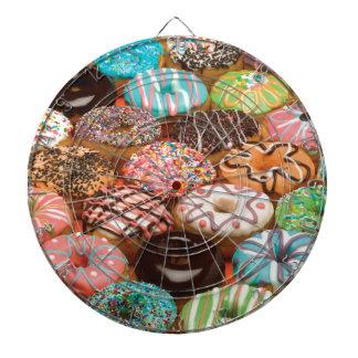 doughnuts dartboard