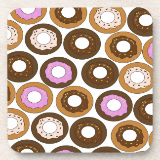 Doughnuts Drink Coasters