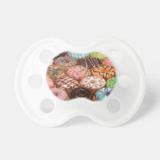 doughnuts pacifier