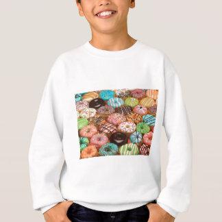 doughnuts sweatshirt