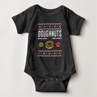 Doughnuts Ugly Christmas Sweater