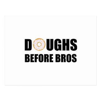 Doughs Before Bros Postcard