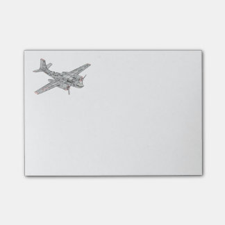Douglas B-26 Invader Post-it Notes