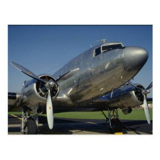 Douglas C-41 Dakota hybrid Postcard