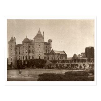 Douglas Castle Postcard