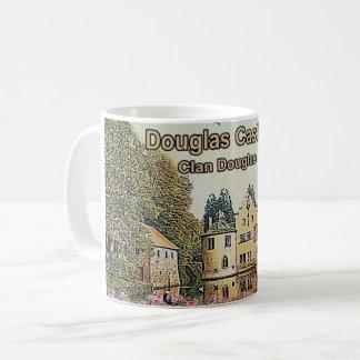 Douglas Castle – Seat Of Clan Douglas Coffee Mug