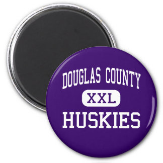 Douglas County - Huskies - High - Castle Rock Magnet