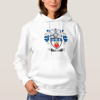 Douglas Family Crest Coat of Arms Hoodie