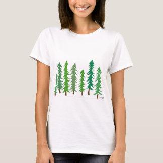 Douglas Fir Trees T-Shirt