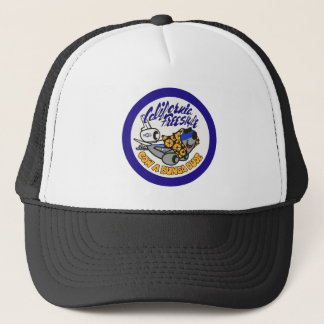 Douglas KC-10 Extender California Freestyle Trucker Hat