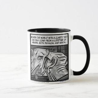 Douglas Leather Mug - Customized