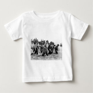 Douglas MacArthur lands at Leyte Philippine Island Baby T-Shirt