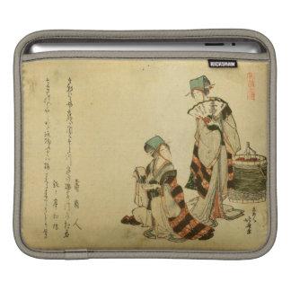 Douille d'iPad de moineau de Yoshiwara Poche iPad