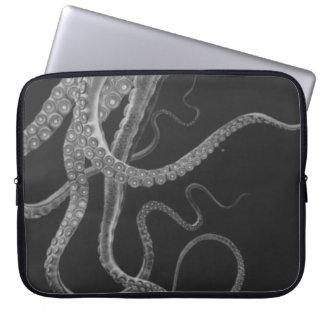 Douille d'ordinateur portable de tentacules de Tri Housse Ordinateur