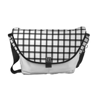 Doujigoushi Japanese Pattern Messenger Bag