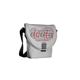 Doula Heart Bag Commuter Bag