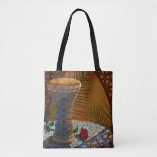 Doumbek Tote Bag