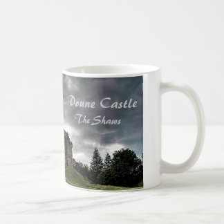 Doune Castle – The Shaws Coffee Mug
