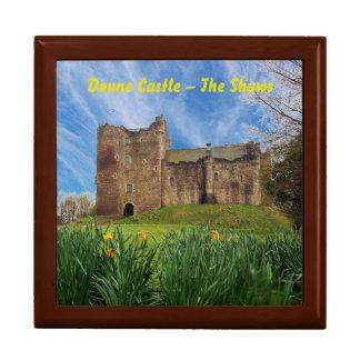Doune Castle – The Shaws Gift Box