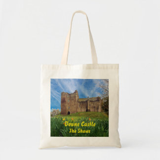 Doune Castle – The Shaws Tote Bag