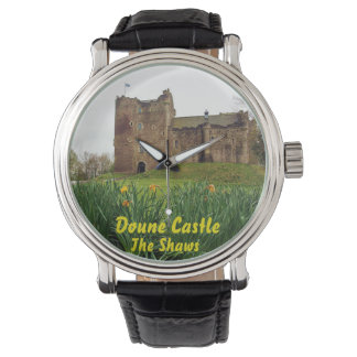 Doune Castle – The Shaws Watch