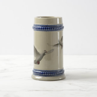 Dove 18 Oz Beer Stein