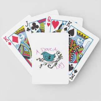 Dove A Day Card Deck