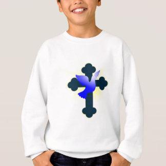 Dove and Cross Sweatshirt