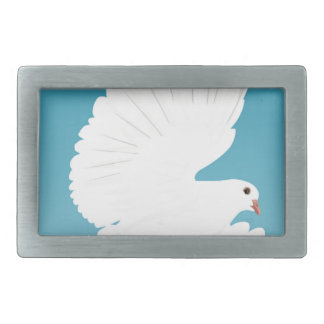 Dove Bird Birds Feather Nature Animal Wing Belt Buckles