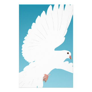 Dove Bird Birds Feather Nature Animal Wing Stationery