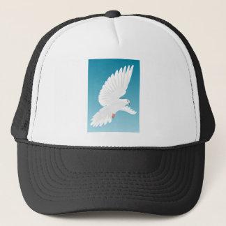 Dove Bird Birds Feather Nature Animal Wing Trucker Hat