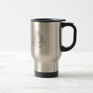 DOVE BIRD COFFEE MUGS