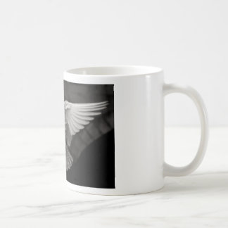 Dove Classic White Coffee Mug