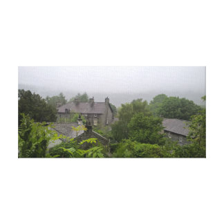 Dove Cottage Canvas Print