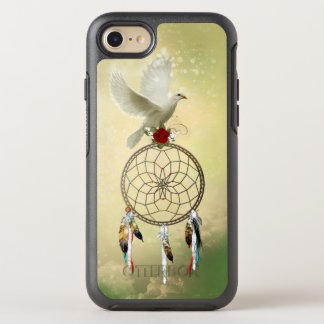 Dove Dreamcatcher OtterBox Symmetry iPhone 7 Case