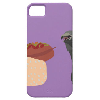 dove eating iPhone 5 cases