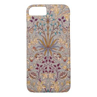 Dove Gray Hyacinth iPhone X/8/7 Barely There Case