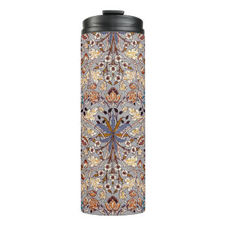 Dove Gray Hyacinth Thermal Tumbler