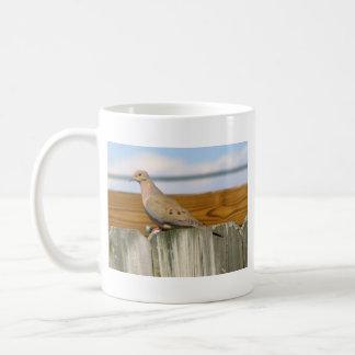 Dove Basic White Mug