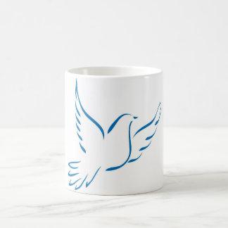 Dove Coffee Mugs