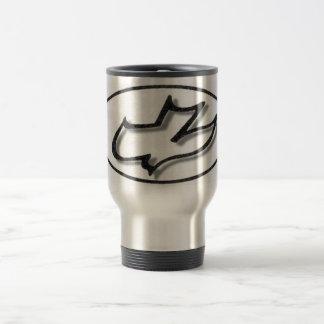 Dove Stainless Steel Travel Mug