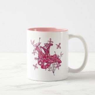 dove mug